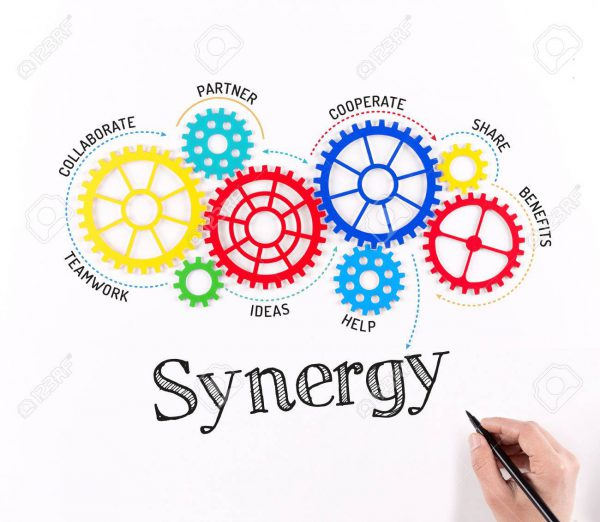"""Synergy"" سینرژی یا هم افزایی چیست؟"